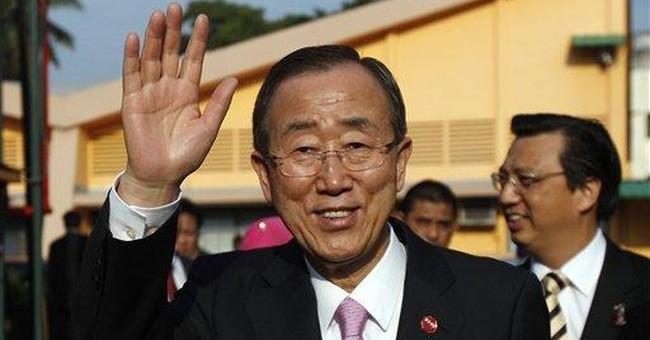 UN chief: NKorea rocket plan a threat to peace