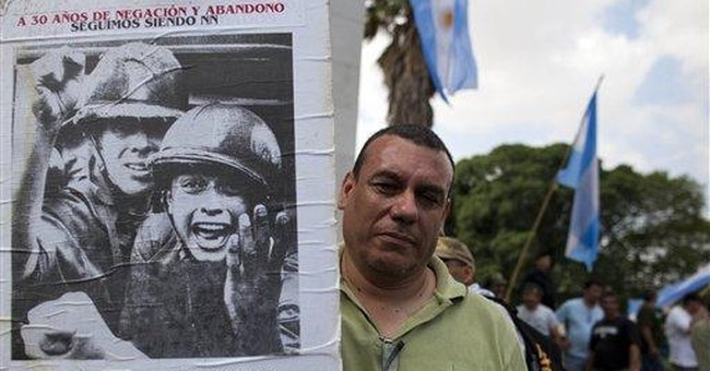 Argentina to stock markets: Falklands oil illegal