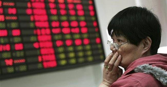 Global growth fears drag on markets