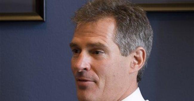 Sen. Brown cites mom in domestic violence law push
