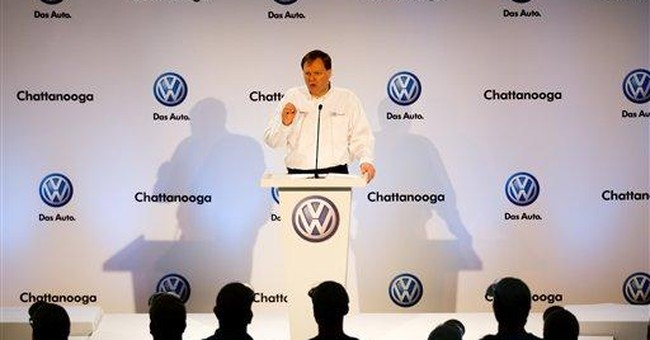 Volkswagen adding 800 jobs at Tenn. Passat plant