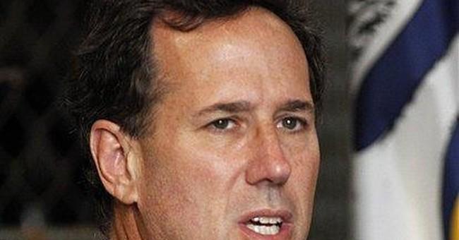 Santorum's best shot: Winning Iowa caucus _ again