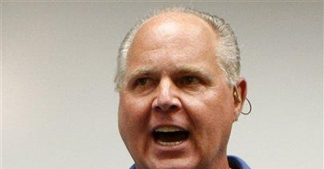 Radio campaign next step against Rush Limbaugh