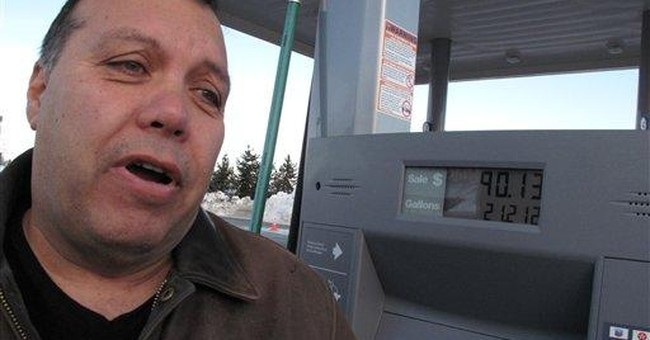 Unhappy public not sure who to blame for high gas