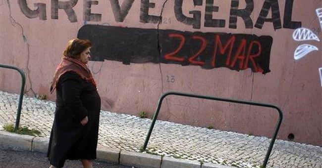 Portugal strike disrupts public transport