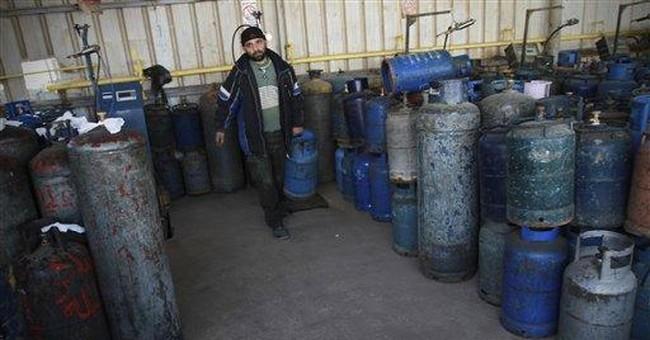Small amounts of Israeli fuel reaching Gaza