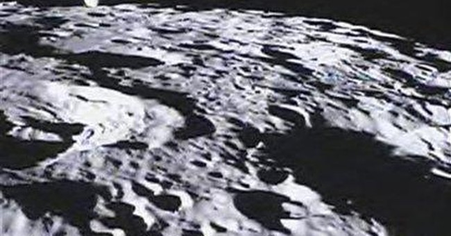 NASA releases new moon pics requested by students