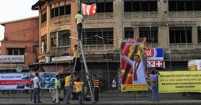 UN rights body presses Sri Lanka war crime probes
