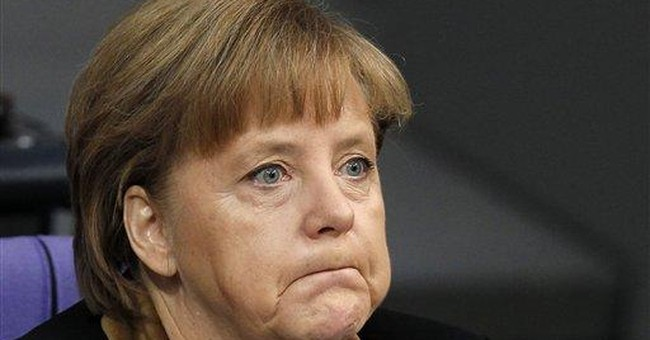 Pitfalls for Merkel as Germany faces 3 elections