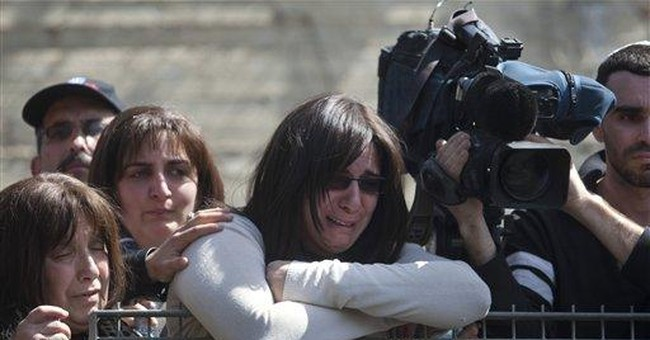 Mother, widow of French-Jewish victims issues plea
