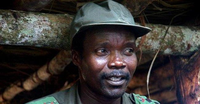 African Union force to step up hunt for Kony