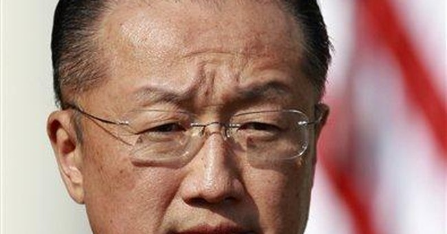 Obama's unconventional pick to run the World Bank