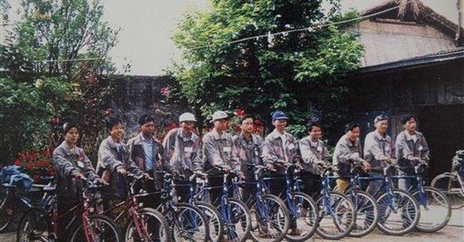 American WWII veterans retain ties in Myanmar