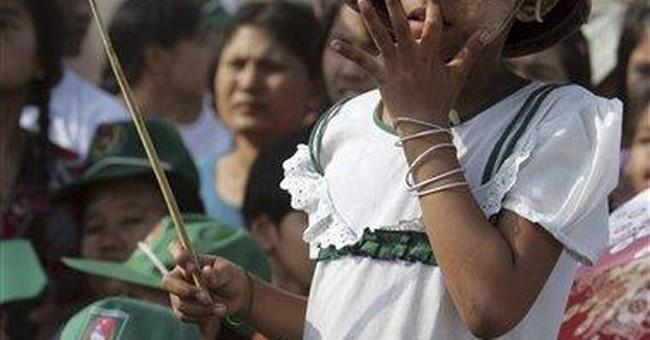 Myanmar postpones by-election in restive north