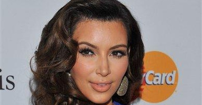 Sheriff: Woman throws powder on Kim Kardashian