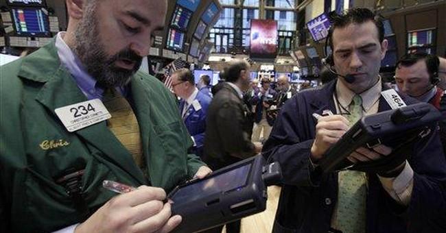 Stocks edge up but global economic worries linger