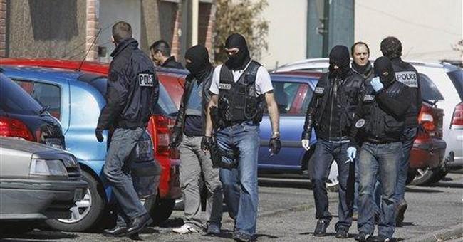 APNewsBreak: Europe faces jihadist threat