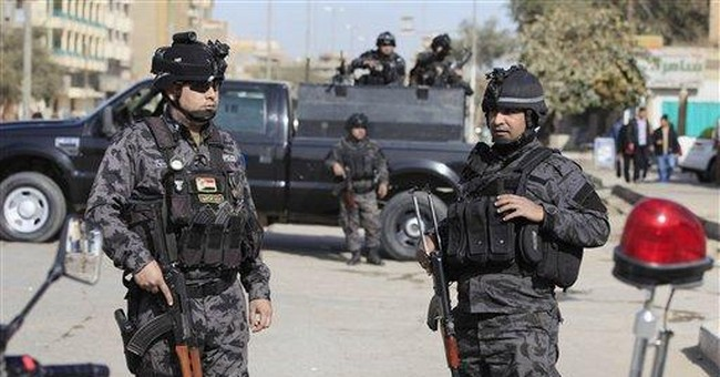 17 detainees escape in Iraq prison break