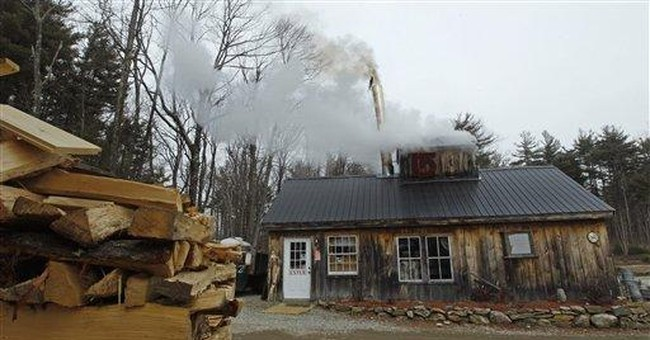 Warm weather cuts short US maple sugaring season