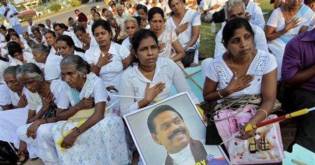 UN resolution draws mixed reaction in Sri Lanka