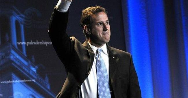 Santorum: 'I didn't understand' voter frustration