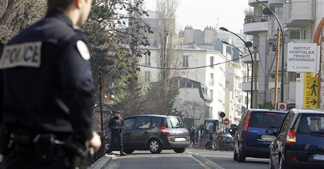 French investigators focus on gunman's brother