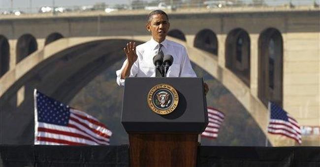 Obama calls for end of transportation showdown
