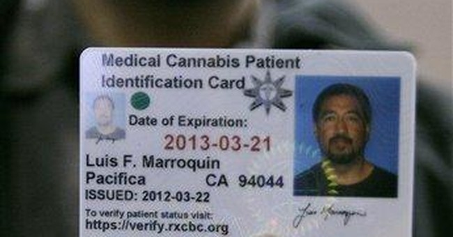 How many pot patients Calif. has is anyone's guess