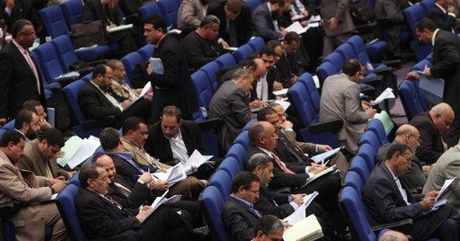 Egypt's constitutional panel meets amid crisis