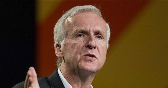 James Cameron begins dive to deepest spot on Earth