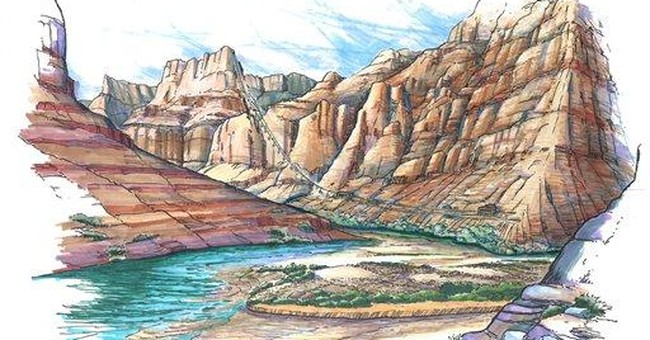 Navajo Nation eyes Grand Canyon for development