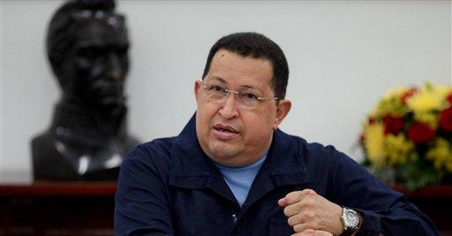 Chavez travels to Cuba for radiation treatment