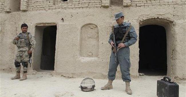 Afghans: US paid $50K per shooting spree death