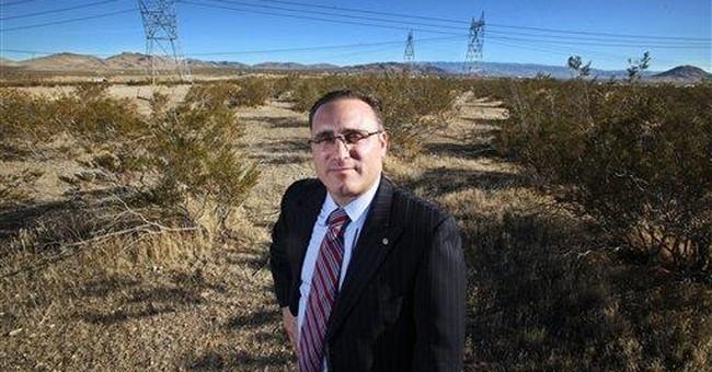 AP Enterprise: Vegas rail: a gamble or good thing?