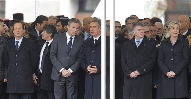 Sarkozy stumps on security, but jobs matter more
