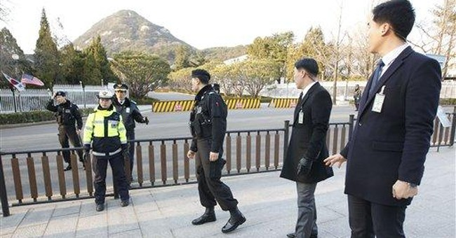 WHITE HOUSE NOTEBOOK: Press kept out in S. Korea