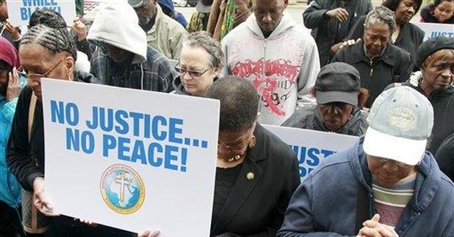 Congregants wear hoodies, remember Trayvon Martin