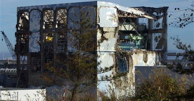 Japan to push anti-terror measures at nuke plants
