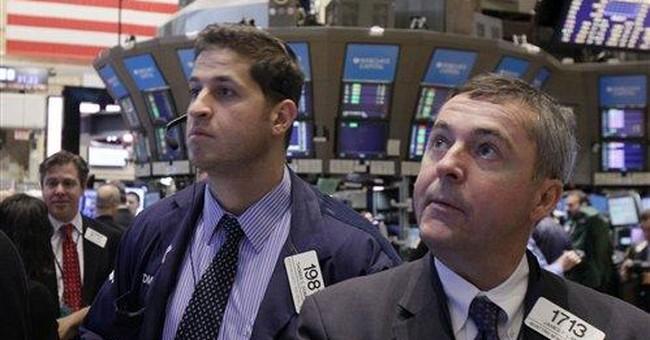 Big gain for stocks after Bernanke remarks