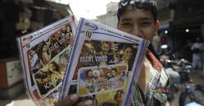 Pakistan bans film featuring Indian James Bond