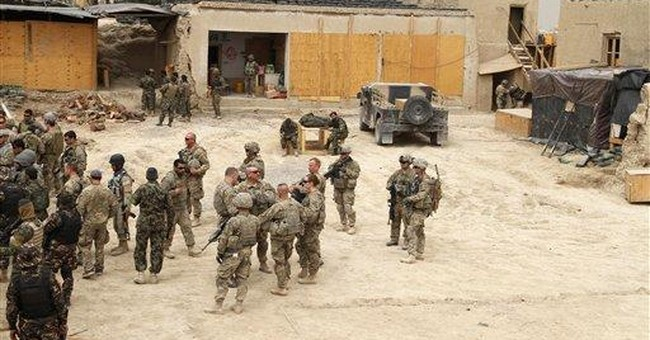 Afghan security forces kill 3 NATO troops