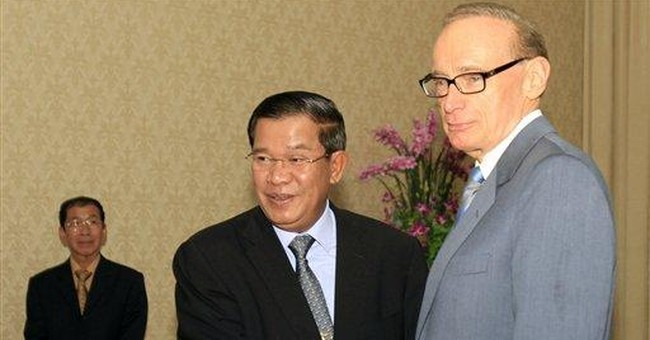 Australia contributes $1.7M for Khmer Rouge trial