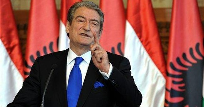 Albanian PM rebukes minister for anti-gay remark