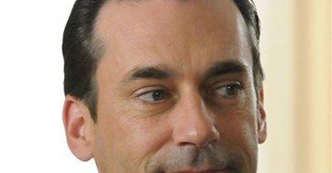 'Mad Men' ads up record audience for season debut