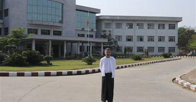 Myanmar exiles test government's promise of change