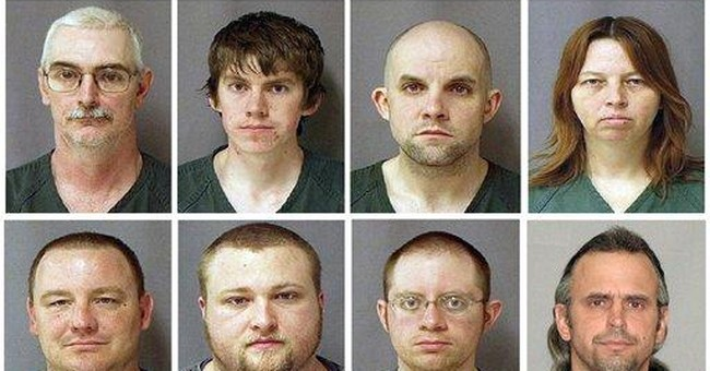 Michigan militia members cleared of conspiracy