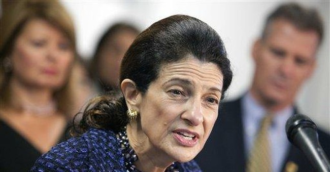 GOP's Snowe: Reward Scott Brown for bipartisanship
