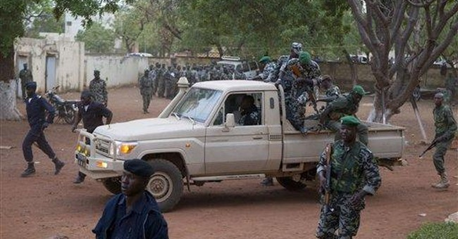 Bloc puts peacekeepers on standby after Mali coup