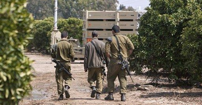 Pentagon wants more money for Israel's Iron Dome