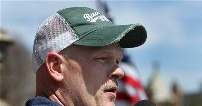 Federal court rejects 'Joe the Plumber' suit